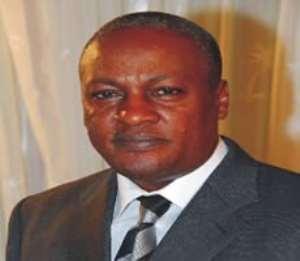 Veep, John Dramani Mahama