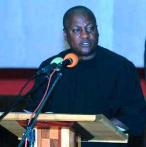 Profile of President John Dramani Mahama
