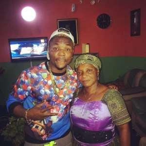 Singer, Oritse Femi Reveals Proud Mother