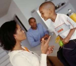 Worst mistakes parents make when talking to kids