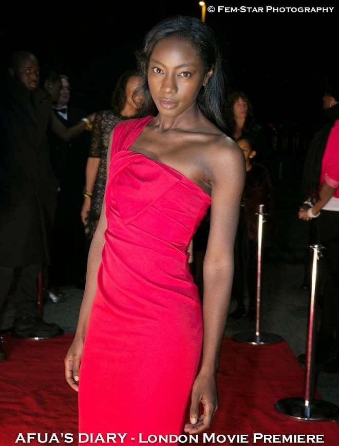 CLEO ON RED CARPET