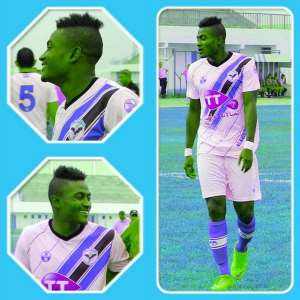 EXCLUSIVE: Ethiopian side EEPCOO sign former Mighty Jets midfielder Samuel Ato Ghansah
