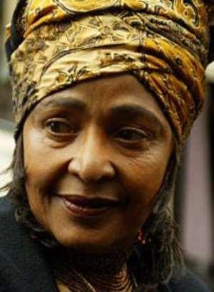 Winnie Madikizela-Mandela
