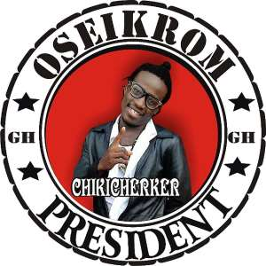 HIPLIFE STORIES:......HERE COMES THE NEW OSEIKROM PRESIDENT, ABUSUAPANIN CHIKICHERRKERR