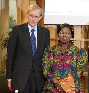 Africa International Business Consultancy Woos Italian Investors To Ghana