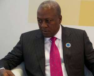 GMA Unhappy Over 'Dead Goat Mahama'