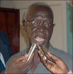 Dr Kwadwo Afari Gyan, ECBoss