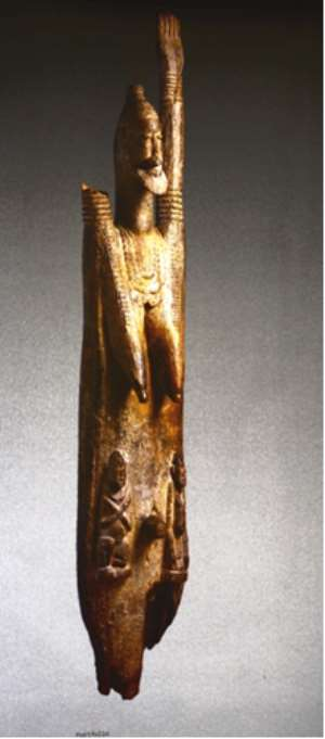 Djenneke. Mali, now at Musée du quai Branly,  Paris, France.