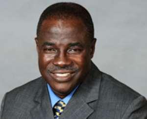 Dr Oteng-Adjei, Minister of Energy