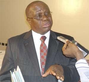 Dr Kofi Wampah - 1st deputy of Bank of Ghana
