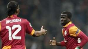 Didier Drogba, Eboue : Victims of racist abuse in Turkey!