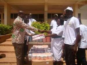 NLA Donates to Regional Hospital
