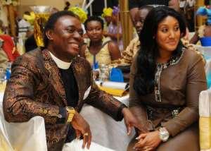 SHOCKER: Pastor Chris Okotie Dumps 2nd Wife