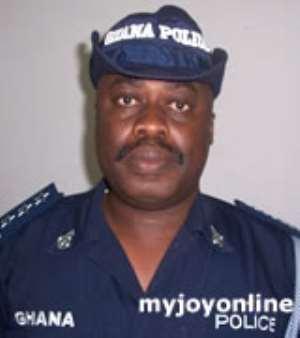 Superintendent Kwesi Ofori