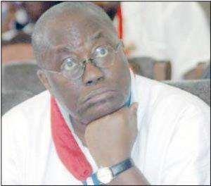 Nana Akufo-Addo In Stable Condition