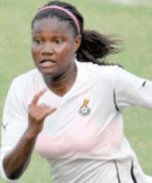 Florence Dadson - Ghana's  arrowhead