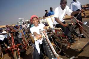 PWDs In Asamankese Get Support