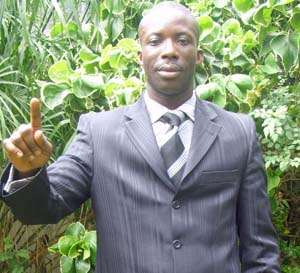 Prophet Nicholas Osei aka Prophet Kum Chacha