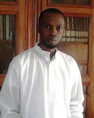 Elder Enoch Ofori Junior