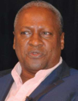 President John Dramani Mahama - Continues to mourn his Senior Comrade,Friend, Mentor and father.e
