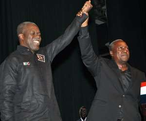 A Vote For John Mahama Is An Endorsement Of Corruption—NPP Germany