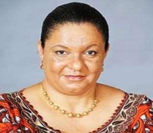 Ms Hanna Tetteh