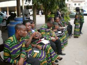 Members of Harmonious Chorale