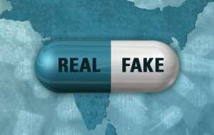 Drug Peddlers Behind Fake Drugs