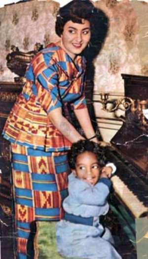 Fathia Nkrumah Unwell