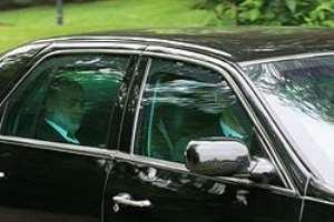 US Federal Reserve Chairman: Ben Bernanke, leaving the 2008 Bilderber Conference