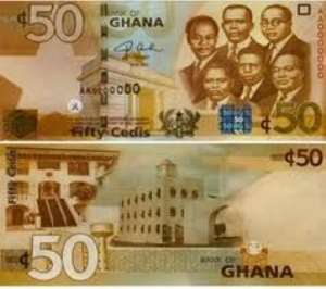 Bank of Ghana to introduce upgraded GH¢50