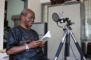 J H Kwabena Nketia