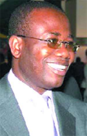 Kwesi Nyantakyi, GFA Boss
