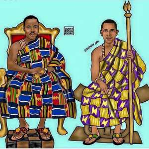 Akomference, Ghana Traditional Priests National Council Congratulates Dr. Martin Luther King Jnr
