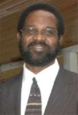 Mr Alfred Oko Vanderpuije