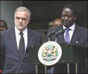 Kenya's PM Has Head Operation