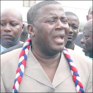 Aliu Mahama Was Ghana's First Muslim Vice President