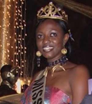 Frances Takyi-Mensah is Golden Jubilee Queen