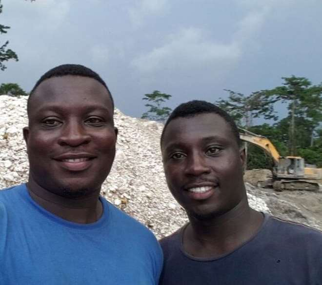 THE FRAUDSTERS: FRED AND JOSEPH YEBOAH