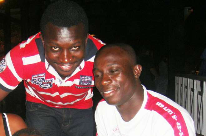 FRED + RICHARD YEBOAH