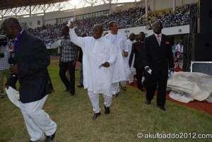Mr William Addo Dankwa Akufo Addo was called to the English Bar