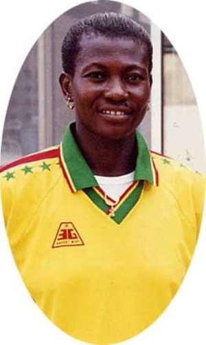 2002 Womens Nations Cup: Ghana 3 Mali 0