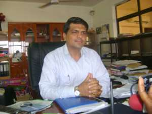 The Managing Director of B5 Plus Limited, Mukesh   Thakwani