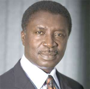 Professor Frimpong Boateng is the founder of the Korle Bu Cardiothoracic Centre