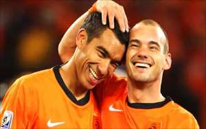 Seeking The Ultimate Prize; Netherlands Vrs Spain