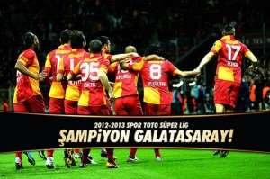 Didier Drogba and Galatasaray Turkish champions!