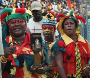 Ghana raised the benchmark when it hosted the 2008 tournament
