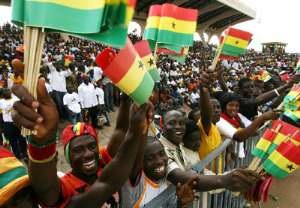 GHANA DECIDES: All eyes on us
