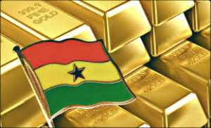 Ghana's Gold Export Trade In The Limelight