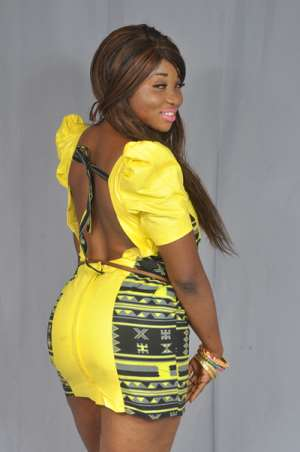 i''m in love with bomaye - gifty finally falls